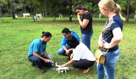 Avaliação de vibração ambiental em Guarulhos